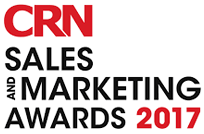 CRN Sales Award 2017